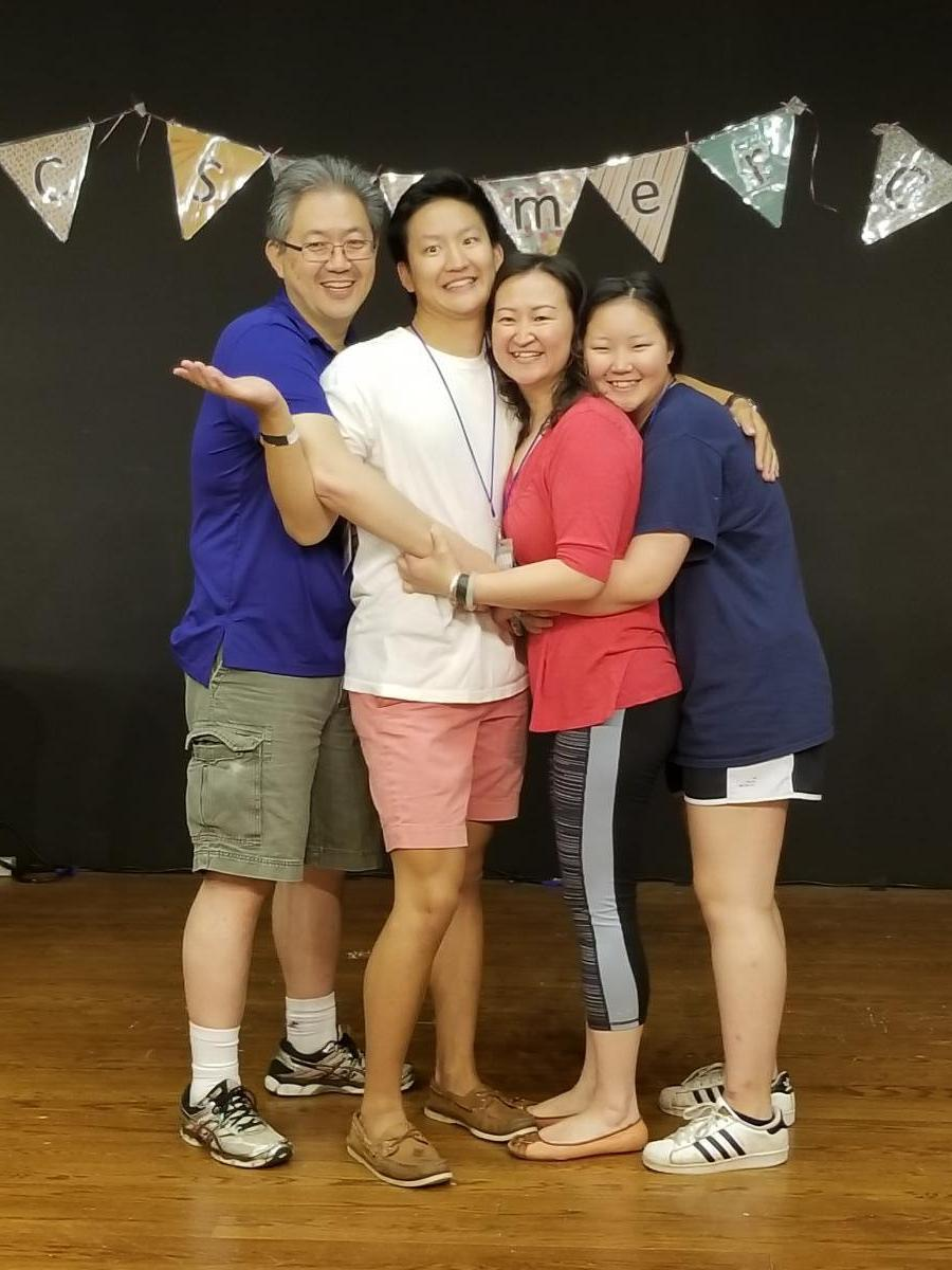June 2018 Chinese Family Camp1