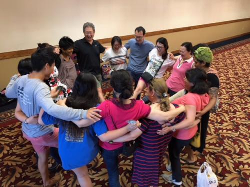 June 2018 Chinese Family Camp2